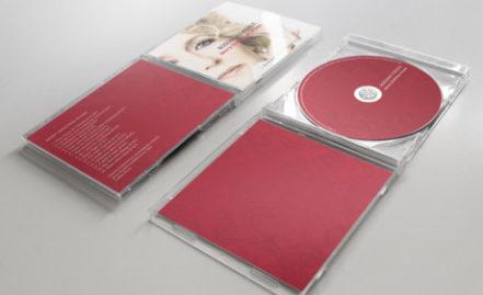 Дизайн компакт диска