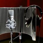 Современное оборудование студии звукозаписи
