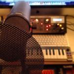Интерьеры нашей студии звукозаписи