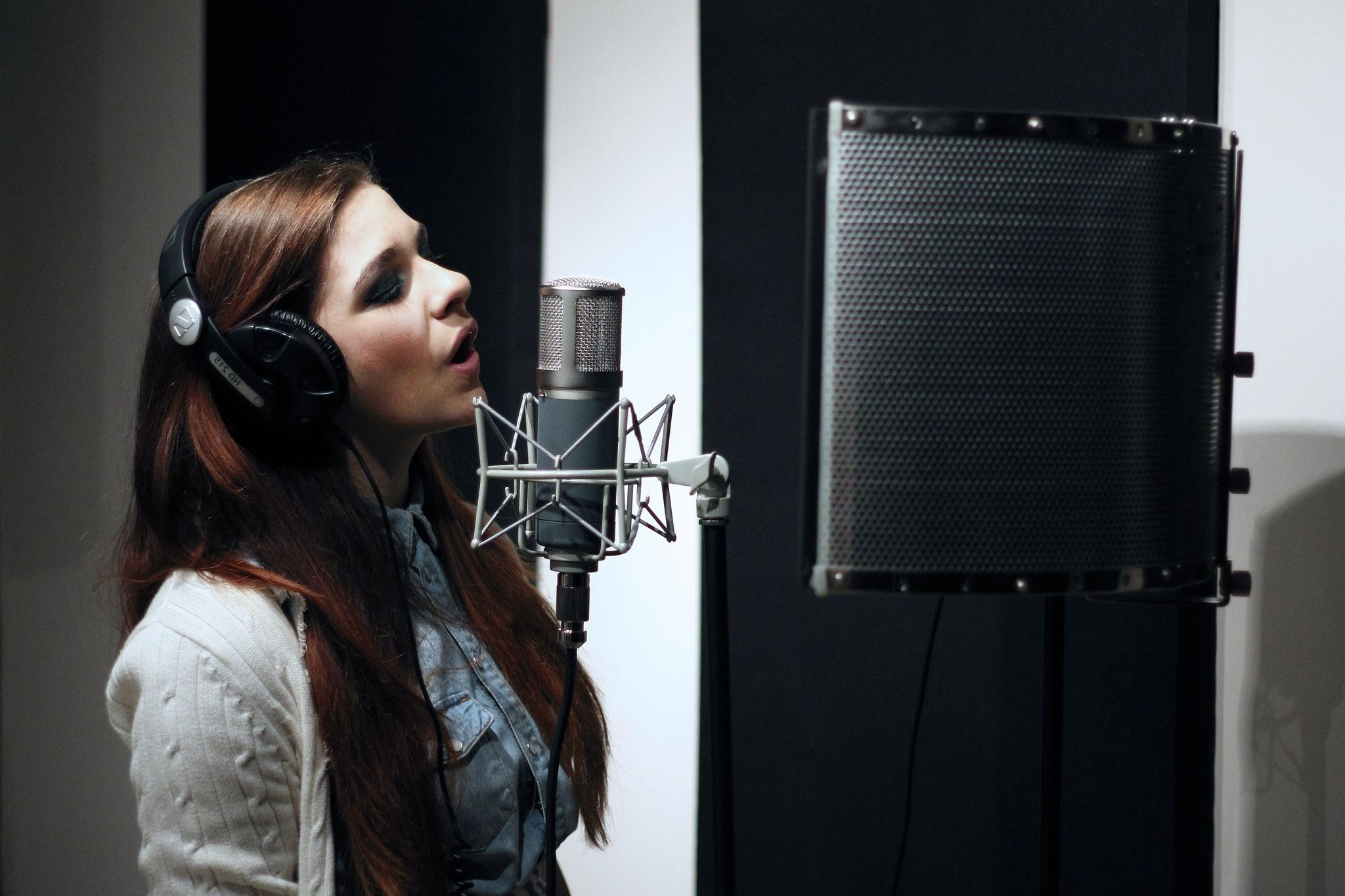 Как учиться петь - wikiHow
