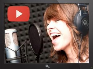 запись видео в студии