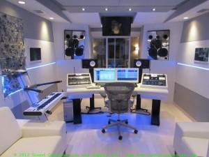 Продвижение и создание музыки в студии
