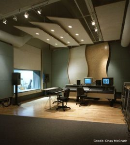 Студия звукозаписи в Омске