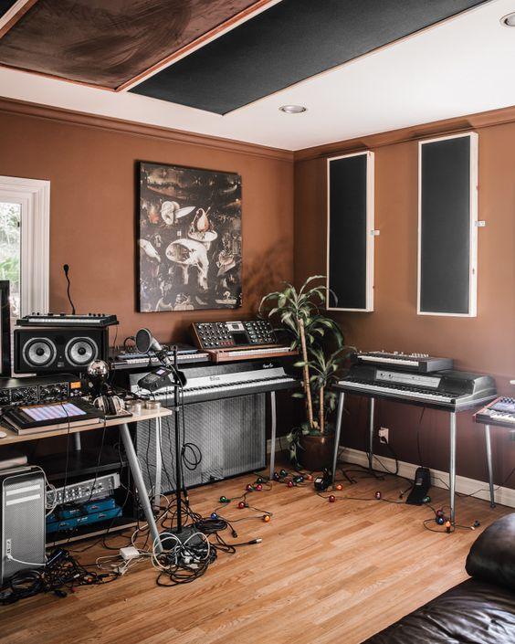 Наши студии звукозаписи