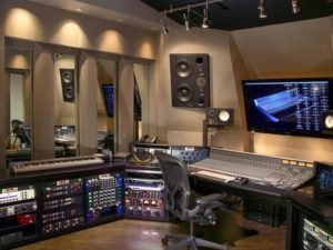Студия звукозаписи во Владивостоке
