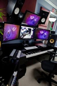 Студия звукозаписи в Астрахани