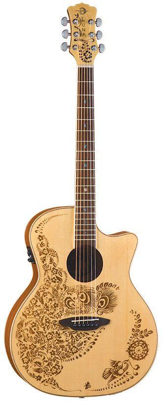 аккустическая гитара - отличный подарок