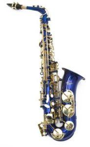саксофон в качестве сюрприза
