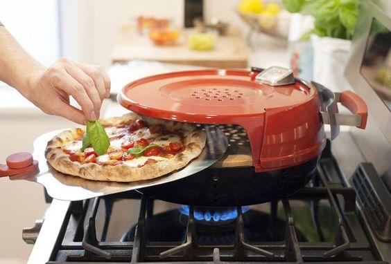 Печка для пиццы в день рождения